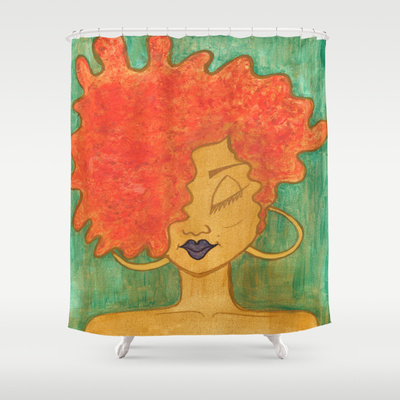 lydia shower curtains